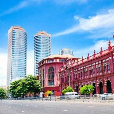 Colonial & Modern Buildings
