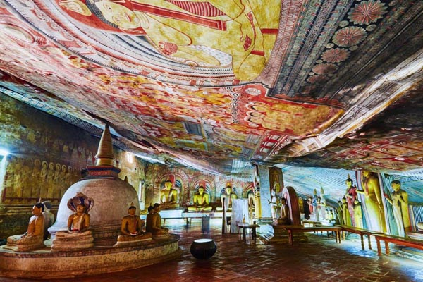 Cultural Tour in Sri Lanka