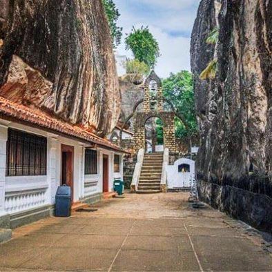 Matale Alu Vihara Temple