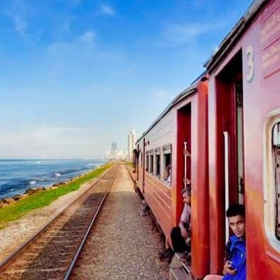 Galle to Colombo (By Train)