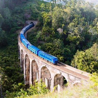 Nanu Oya to Ella (By Train)