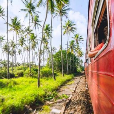 Tangalle to Galle (By Train)