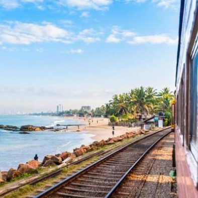 Train to Colombo