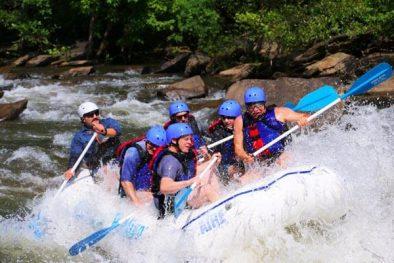 Kithulgala White Water Rafting Day Tour Feature