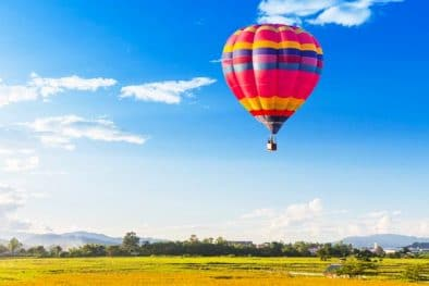 Private Hot Air Ballooning Day Tour